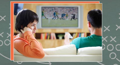 How to Date Someone Who Hates Sports