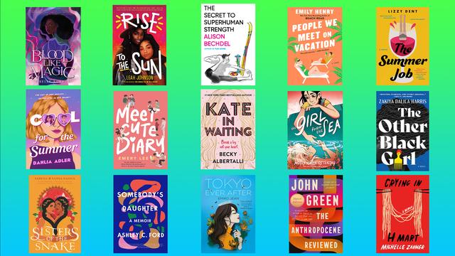 best books for summer 2021
