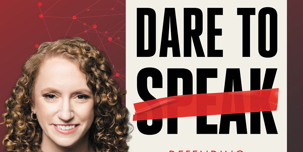 Suzanne Nossel Wants You to 'Dare to Speak'