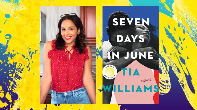 """tia williams, author of """"seven days in june"""""""