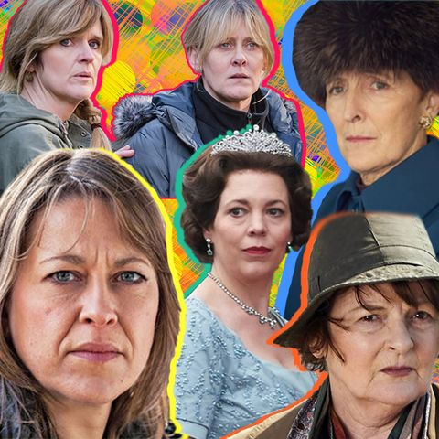 British TV Isn't Afraid of Aging Women