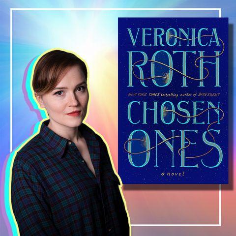 Veronica Roth Finds Freedom in a Female Anti-Hero