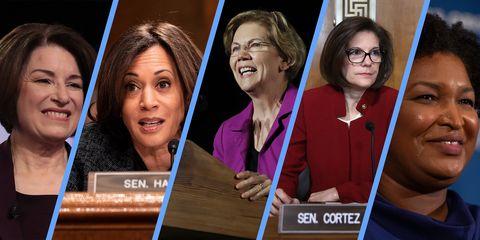 10 Women Joe Biden Could Pick for His VP