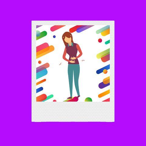 Violet, Line, Illustration, Magenta, Rectangle, Art,