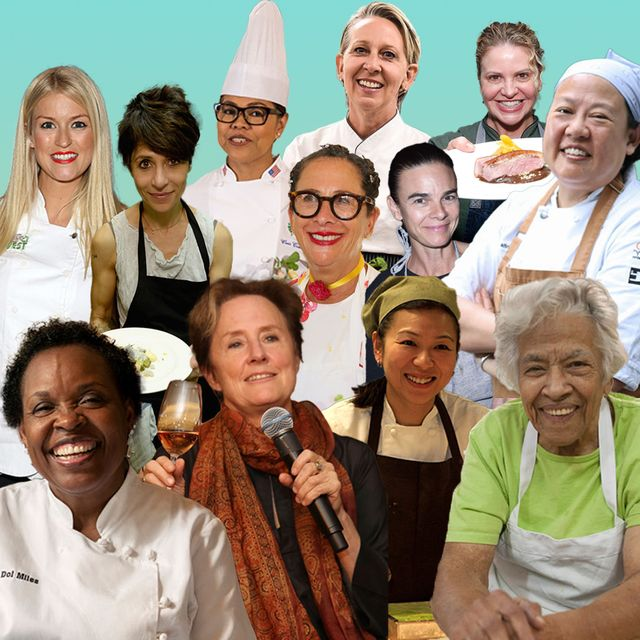 the triumph of women chefs