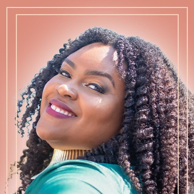 brittany young, founder of b360, poses for a portrait