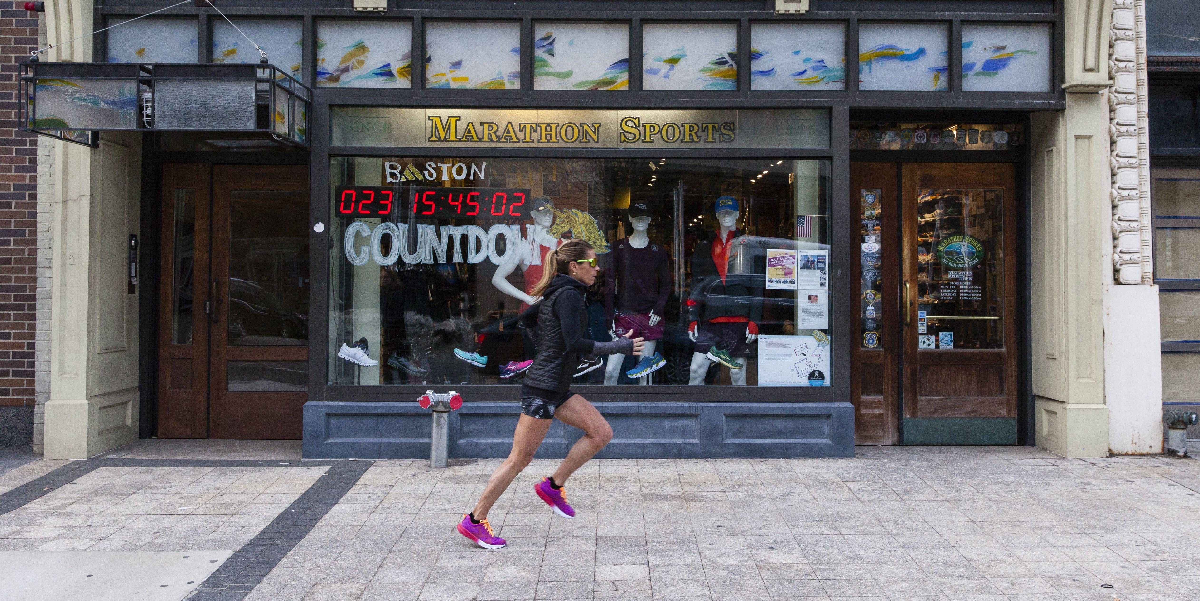 Marathon Sports