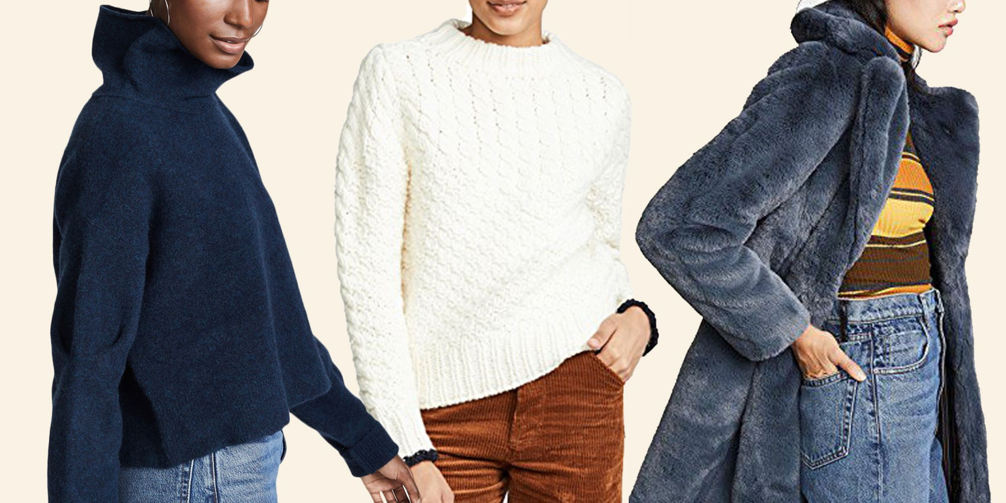 The Softest, Coziest Stuff to Buy From Shopbop's Super Sale