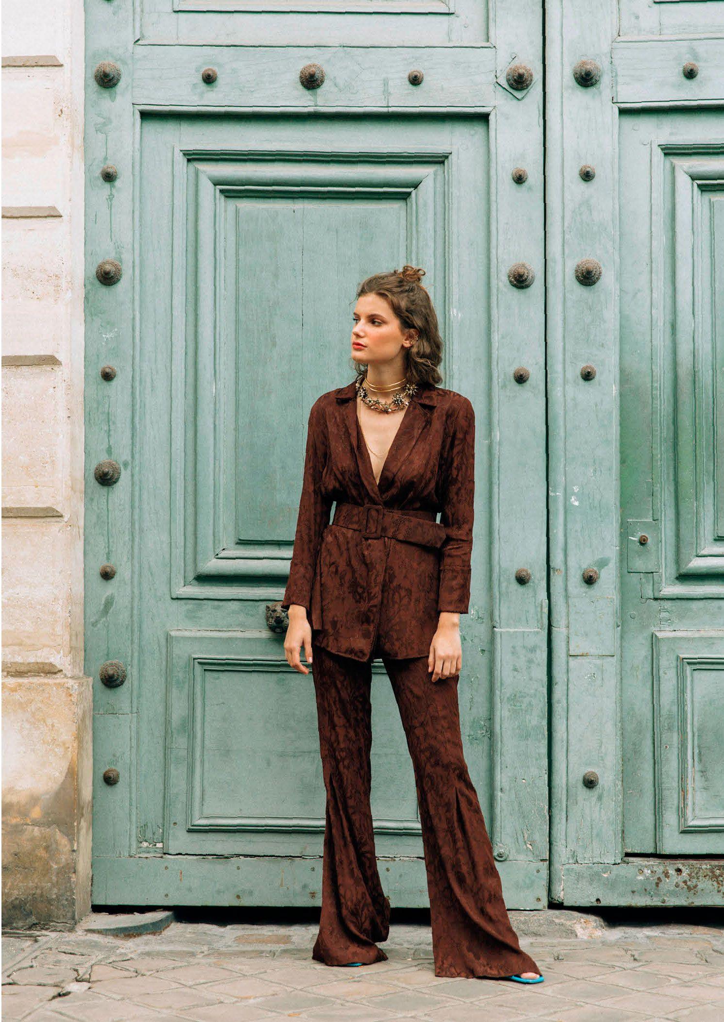 Invitadas Boda En Traje Pantalon 22 Looks Vistos En Instagram