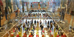 Fast Retailing's Uniqlo store at Tokyo's Ginza district