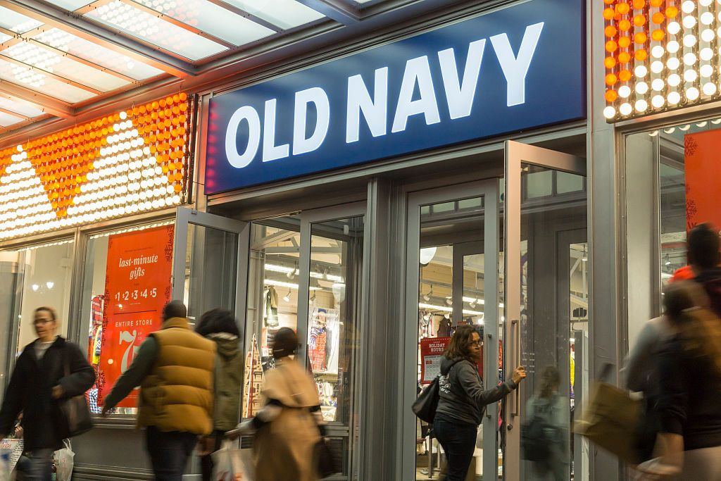old navy is selling 1 holiday socks on black friday - Old Navy Christmas Commercial