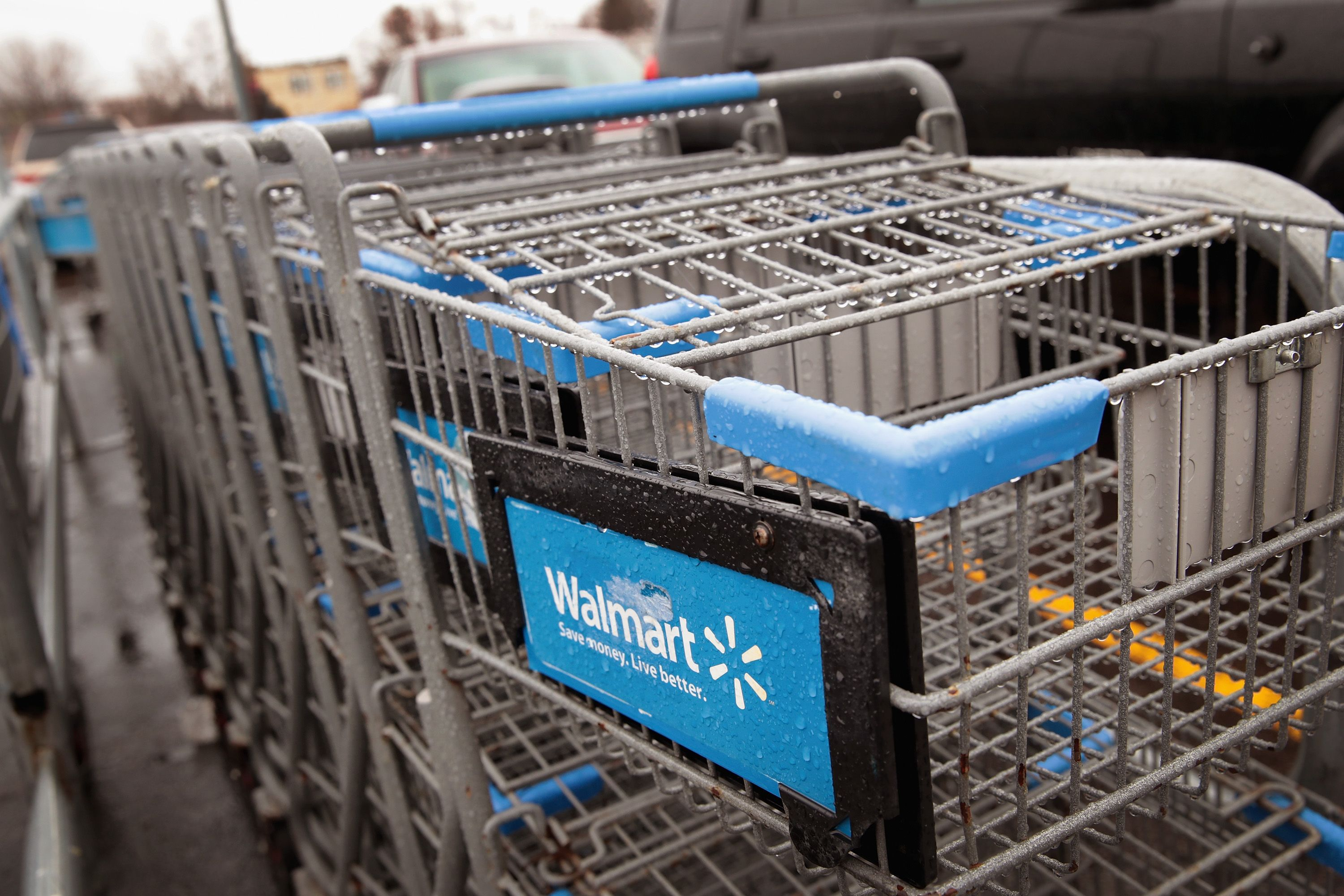 Walmart Files Patent For Carts That Track Your Heart Rate