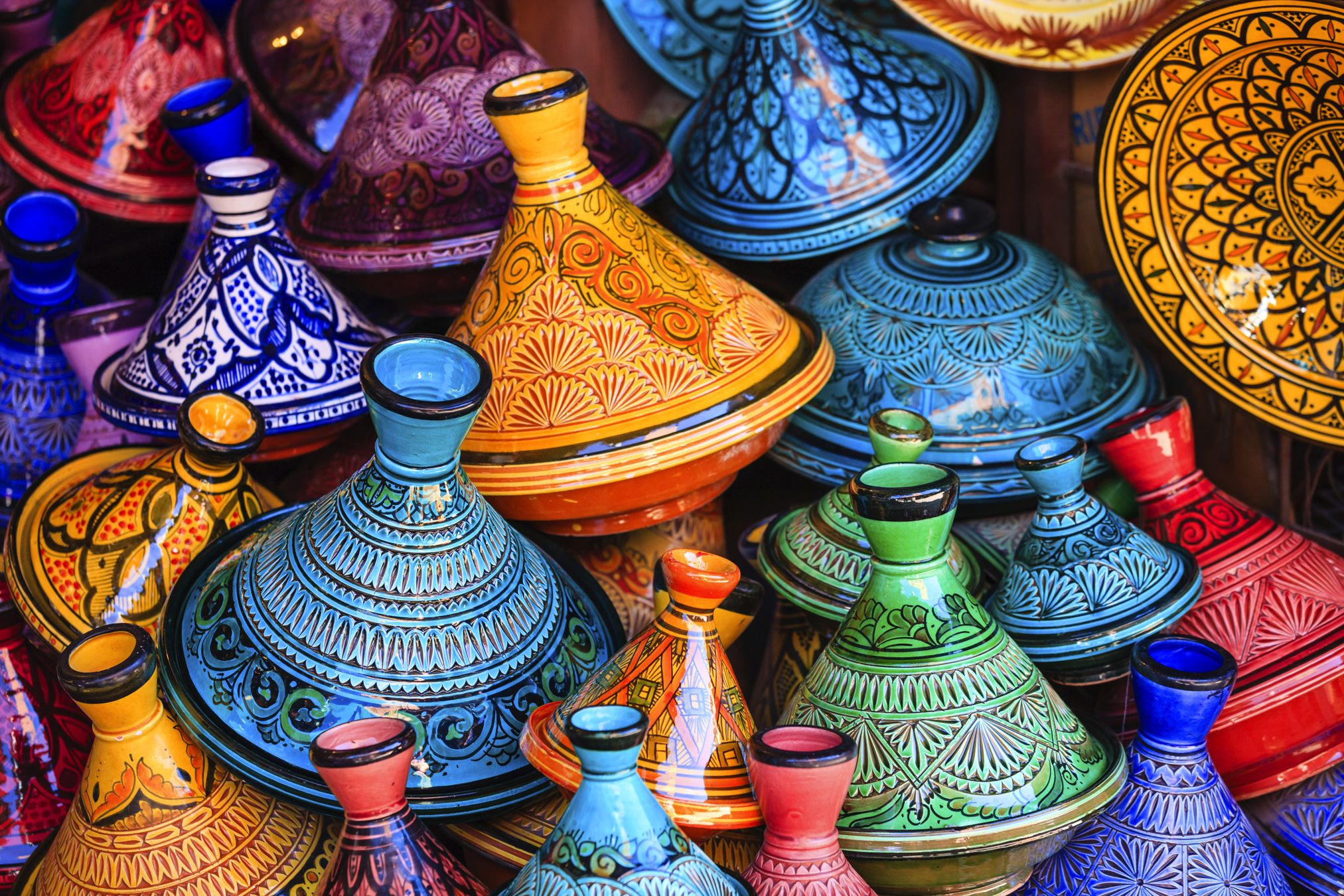 How To Shop the Streets of Marrakesh