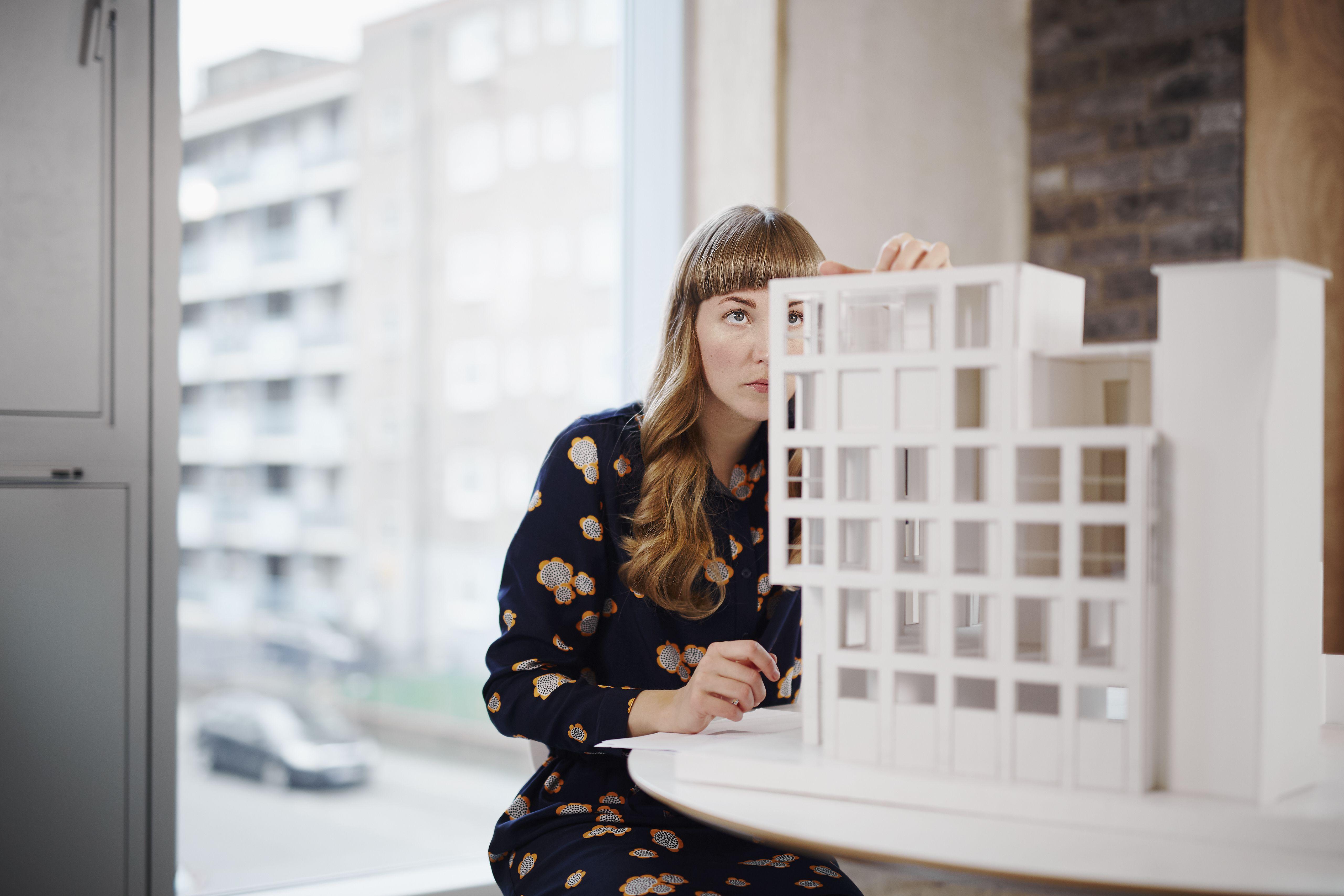 Neolaureato In Architettura Cosa Fare perché ci sono così poche donne architetto?