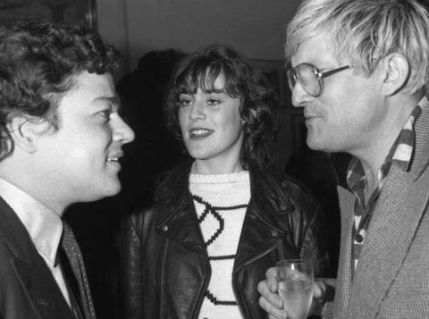 I party anni 80 con Mick Jagger, Andy Warhol e Jack Nicholson raccontati da Natasha Fraser-Cavassoni