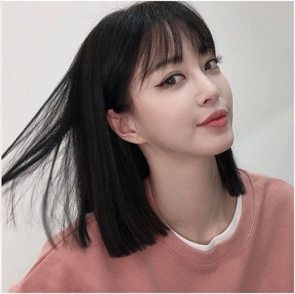 2020髮型趨勢鎖骨短髮