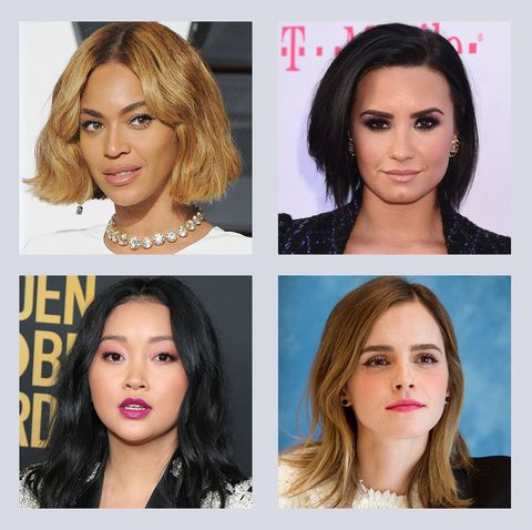 100 Best Hairstyles For Girls In 2018 Cute Haircuts Trends