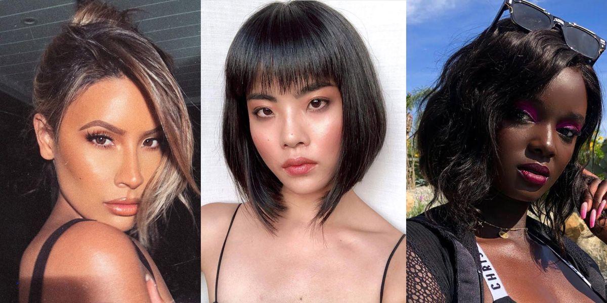40 Short Hairstyle Ideas for Thin, Fine Hair , 40 Short Haircuts