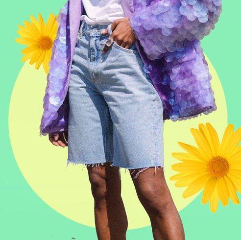 shorts jeans moda estate 2021