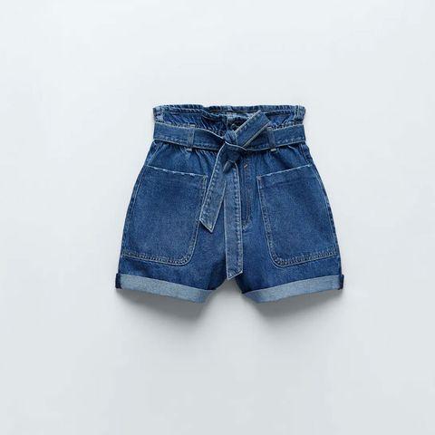 cinco shorts vaqueros para las más bajitas