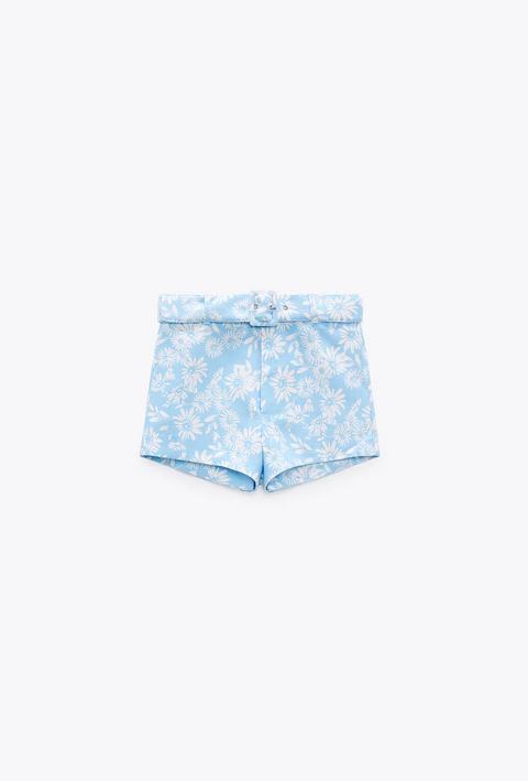 shorts zara estate 2021 tendenza moda