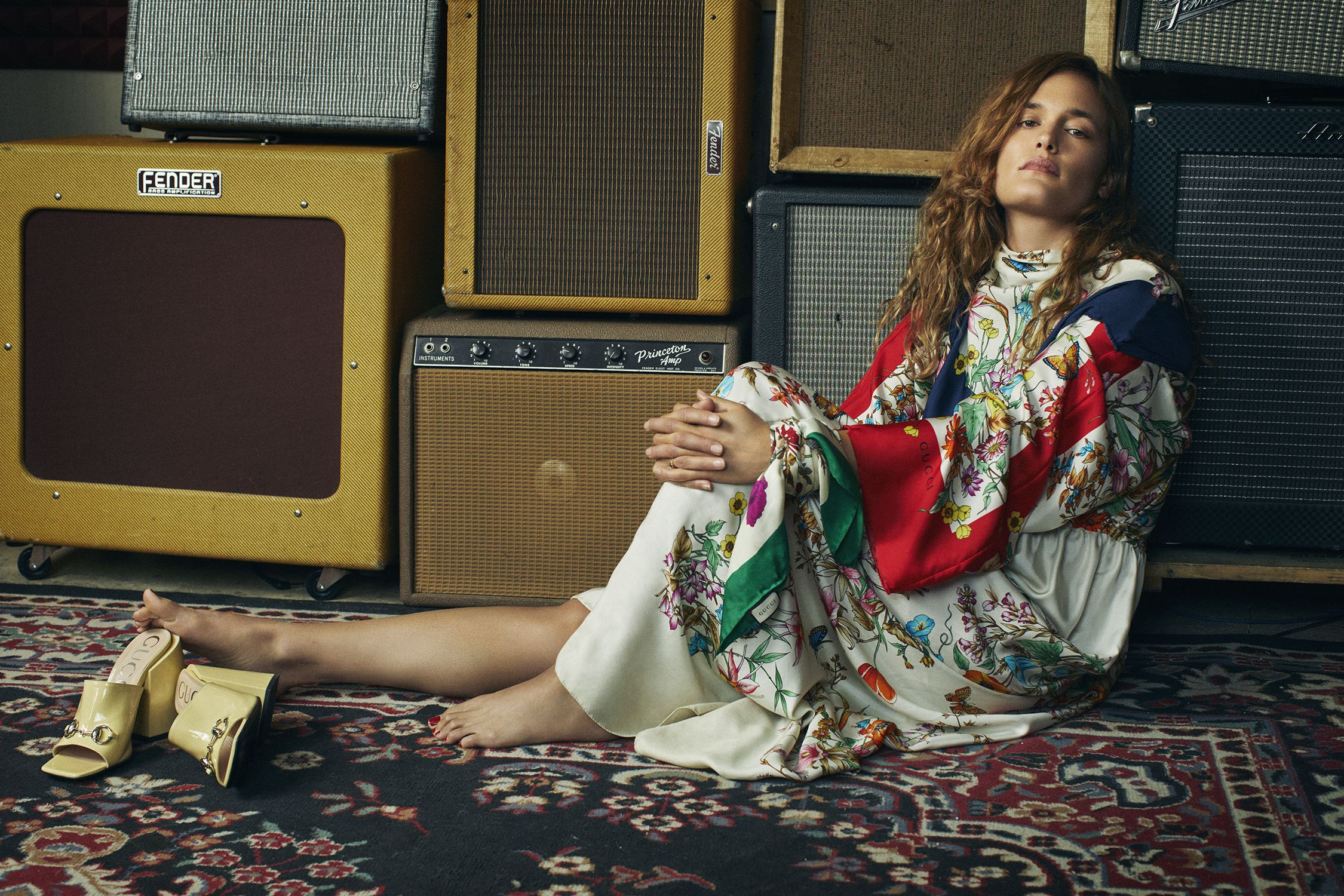 Kelly Zutrau and Joe Valle of indie pop band Wet talk about their new album, fashion obsessions, and what's next for the duo.