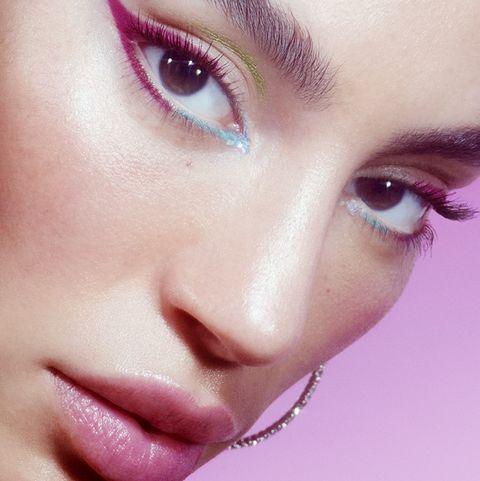 Face, Eyebrow, Hair, Eyelash, Nose, Lip, Skin, Cheek, Eye, Beauty,