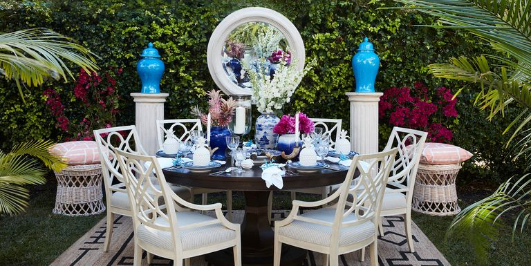 10 Garden Party Ideas Summer Outdoor Party Decor