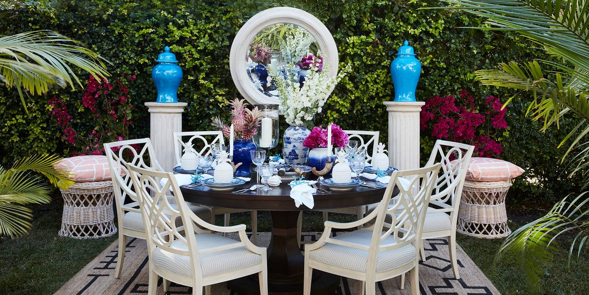 10 Garden Party Ideas Summer Outdoor Party Decor