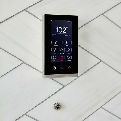 Kohler DTV+ Showering System
