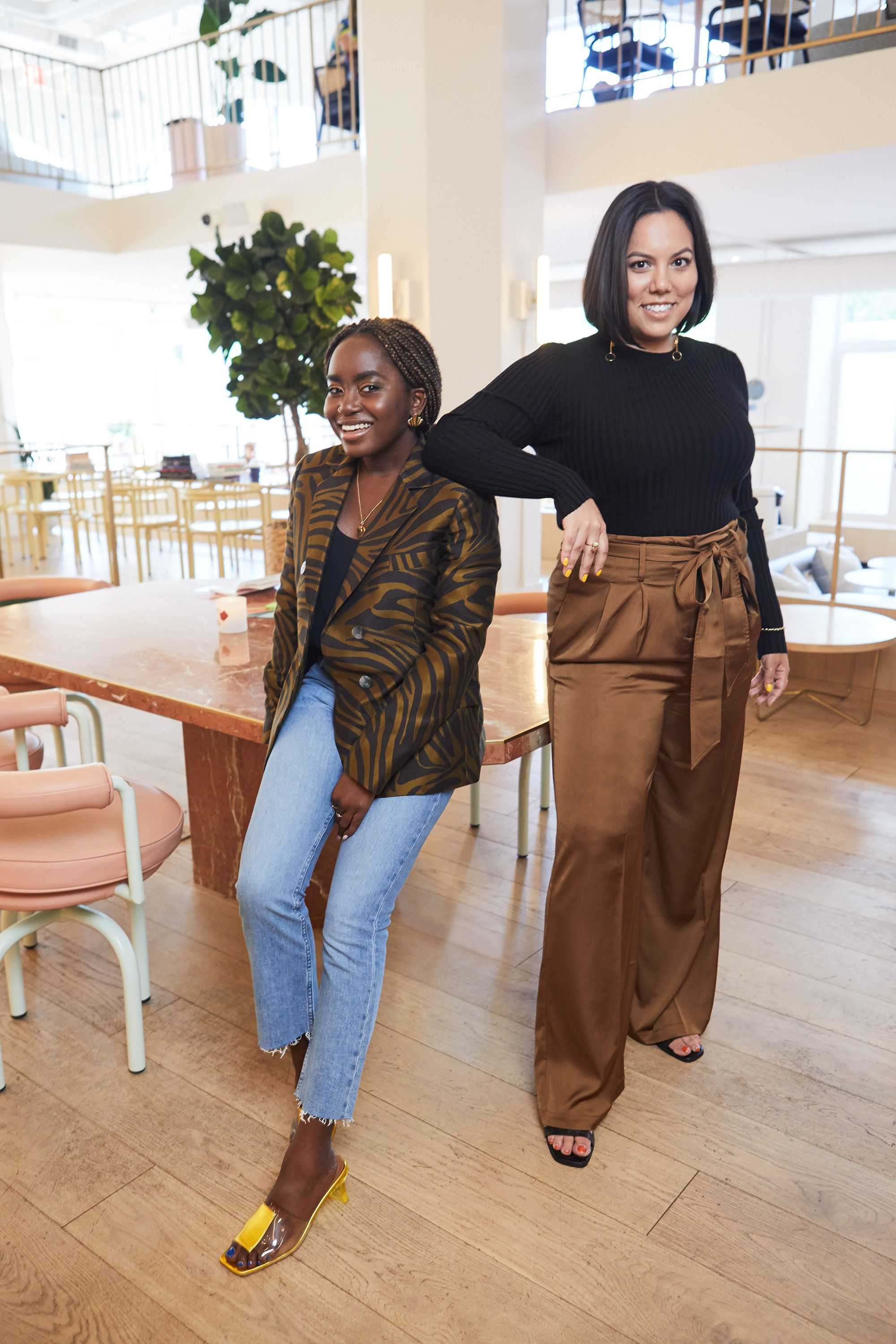 3 Hard Lessons These Female Founders Learned About Rebranding Their Company