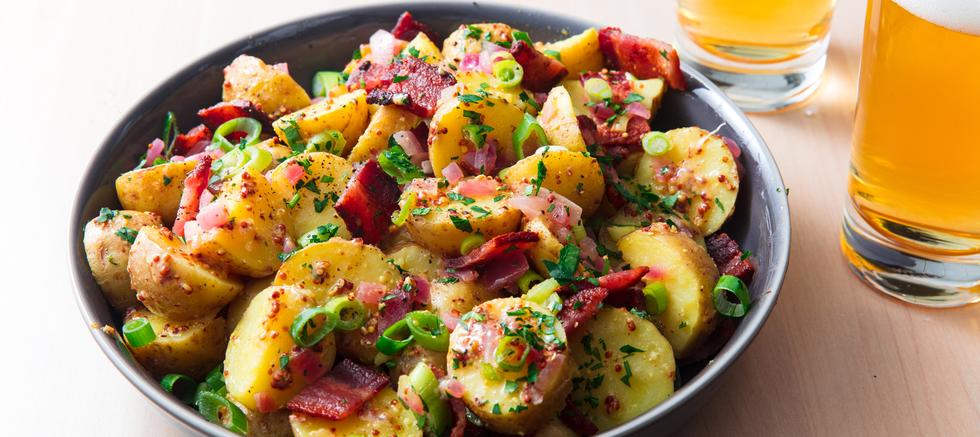 Red Potato Salad Recipe German
