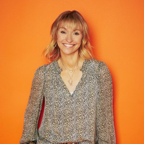 Michaela Strachan's confidence has grown since beating breast cancer