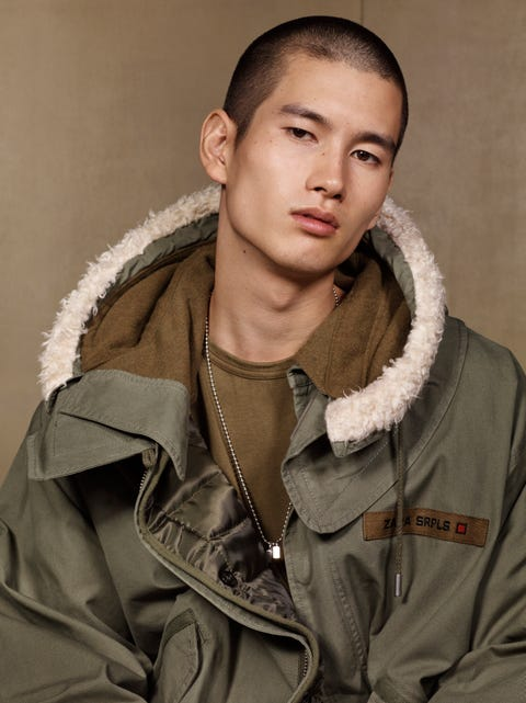 Fashion, Outerwear, Fur, Jacket,