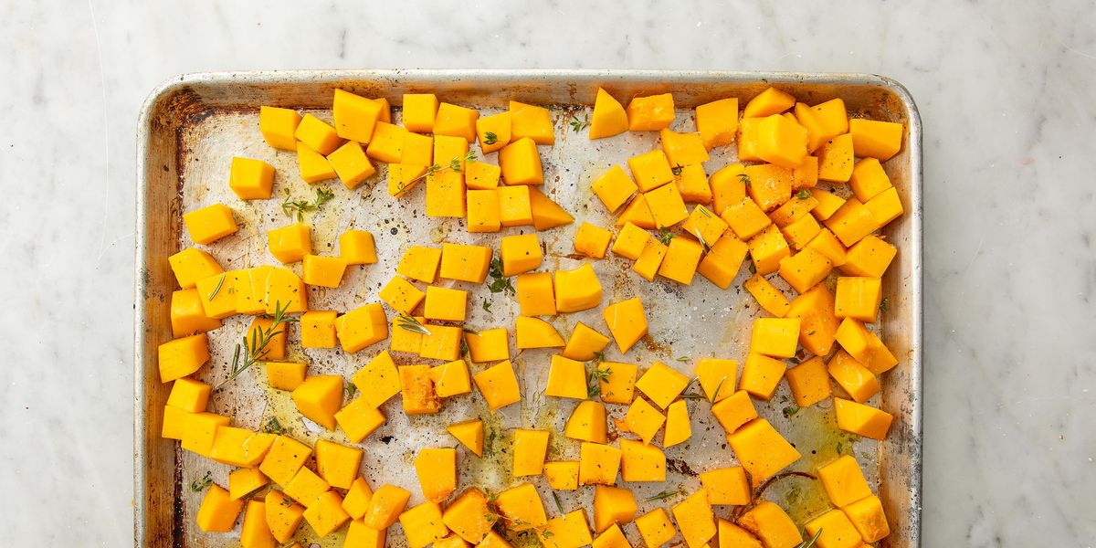 How To Peel And Cut Butternut Squash 4 Steps To Prepare Squash