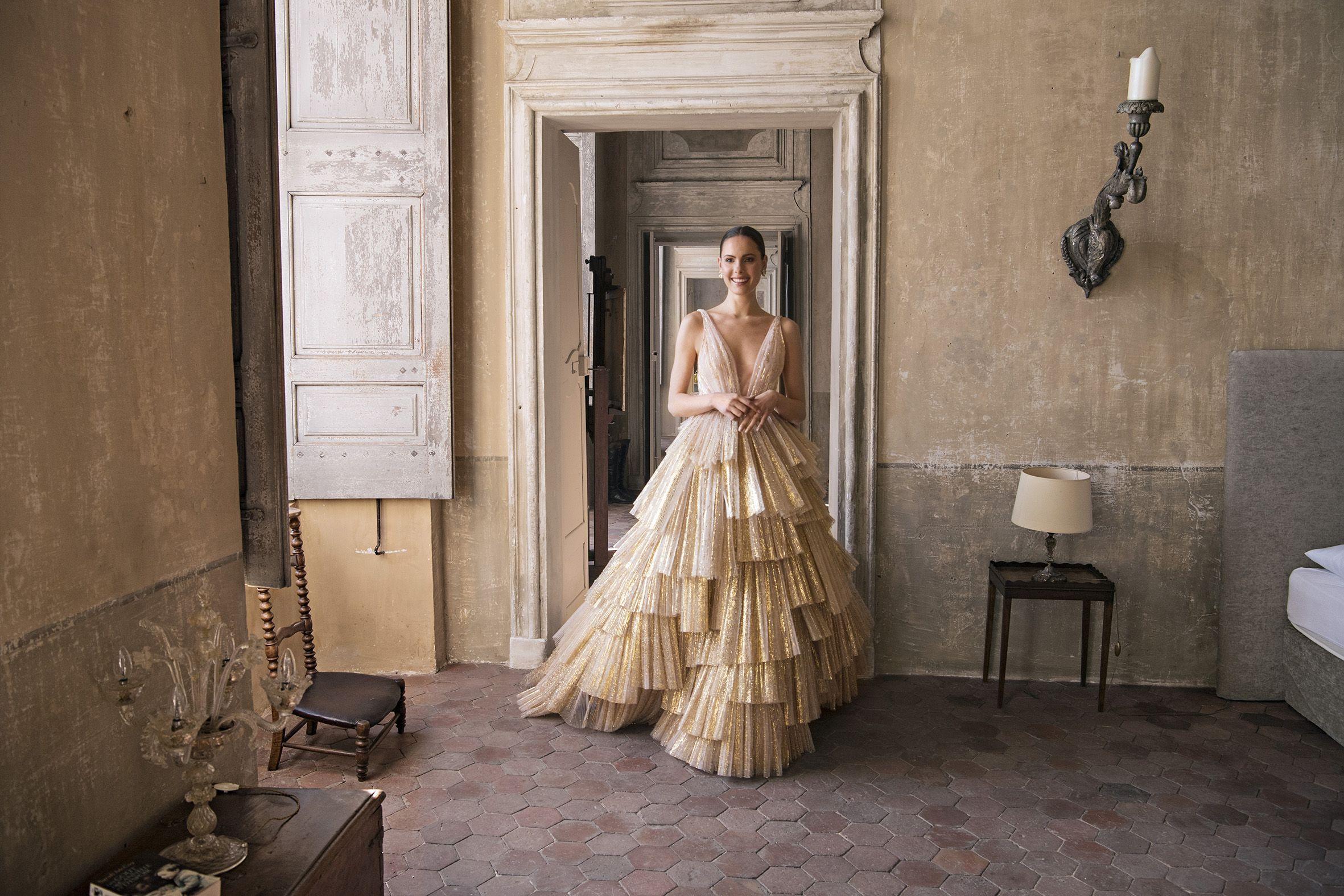 Peter Sera Collezione E Di Langner Sposa Moda 2019La OPk0n8w