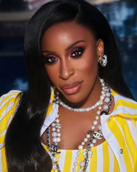 Jackie Aina Teams Up With Anastasia Beverly Hills On a Palette for