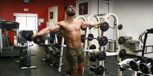 アーノルドプレス,ハイレップトレーニング,肩 鍛える,肩 筋トレ,