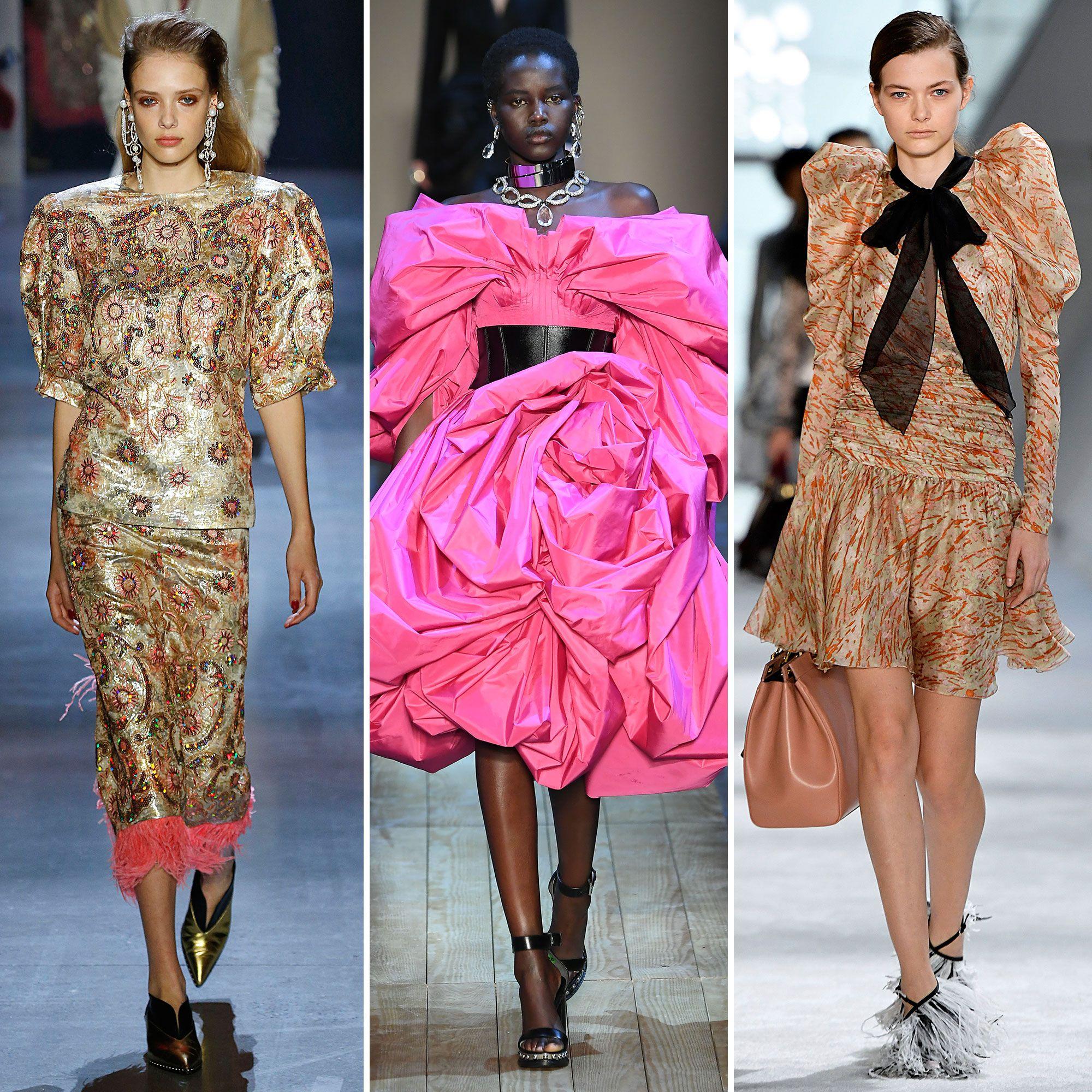 autumn winter, fashion trends, shoulder details