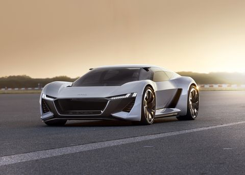 image  Audi PB18 e-Tron: A Gorgeous 760-HP Electric Shooting Brake Concept showcar 2 1534971390