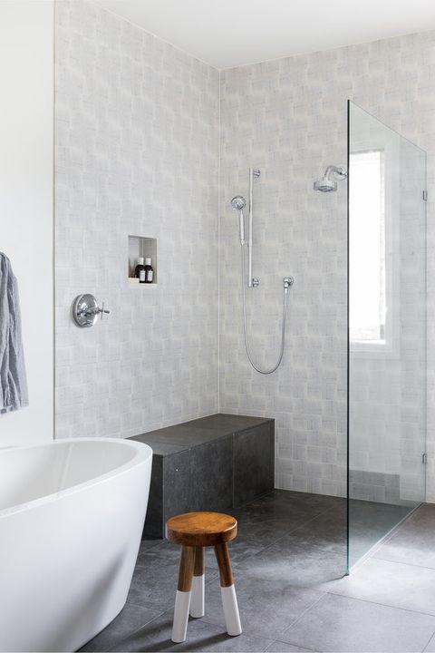 25+ Walk In Shower Ideas - Bathrooms With Walk-In Showers
