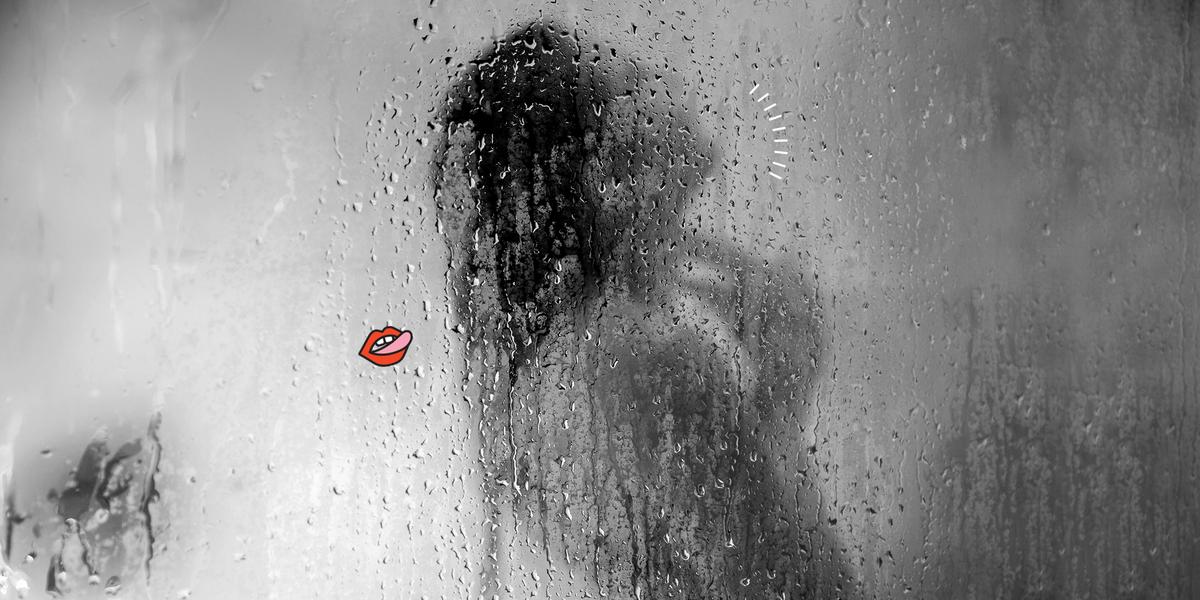 Black Lesbians The Shower