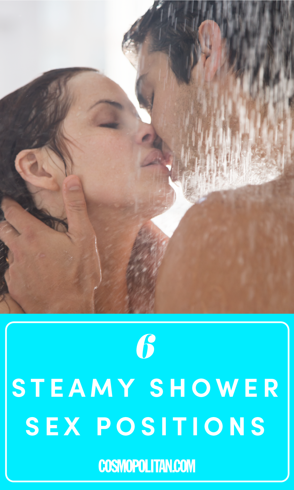 Sex in the shower postions