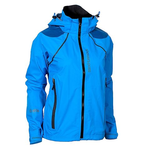 Jacket, Clothing, Outerwear, Hood, Cobalt blue, Turquoise, Electric blue, Sleeve, Windbreaker, Hoodie,