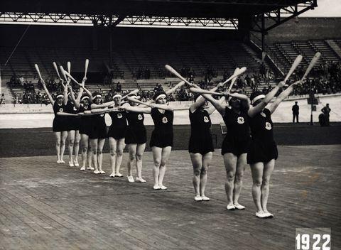 dutch women gymnasts