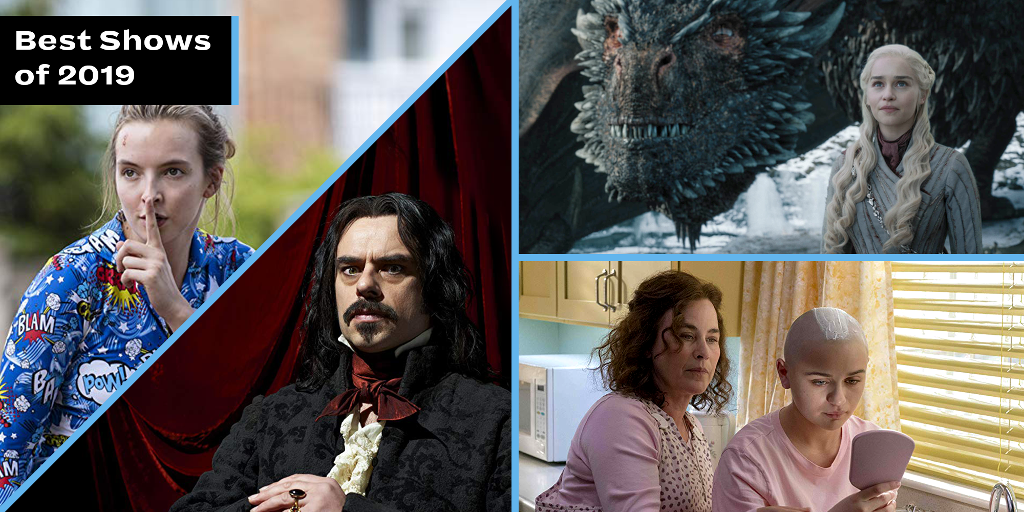 15 Best TV Shows of 2019 (So Far) - Top New Upcoming TV Series 2019