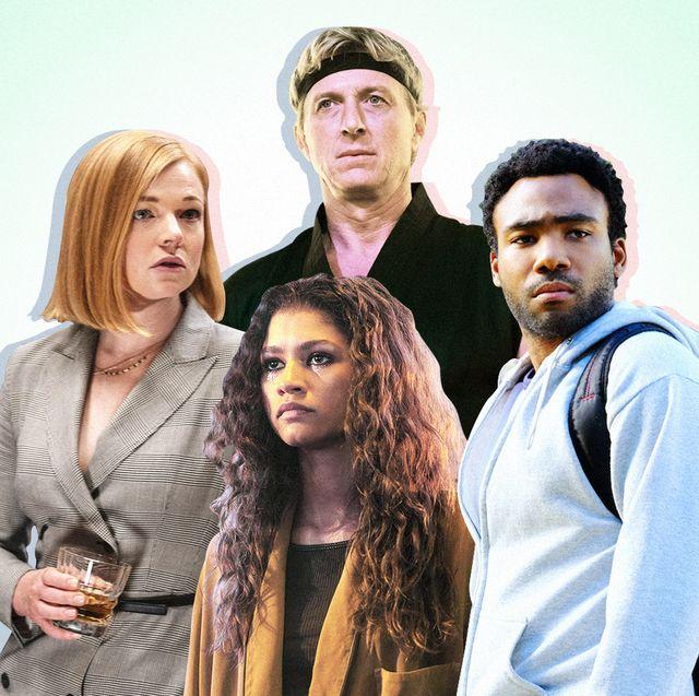 بهترین نمایش های تلویزیونی سال 2021