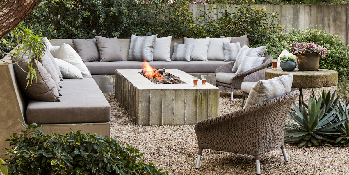 12 Romantic Outdoor Fireplace Ideas Fire Pit Designs