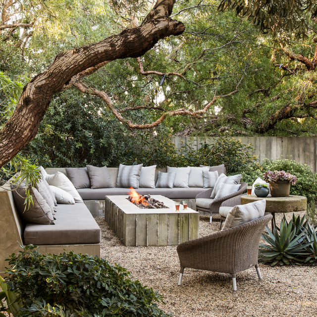 12 Outdoor Fireplace Ideas