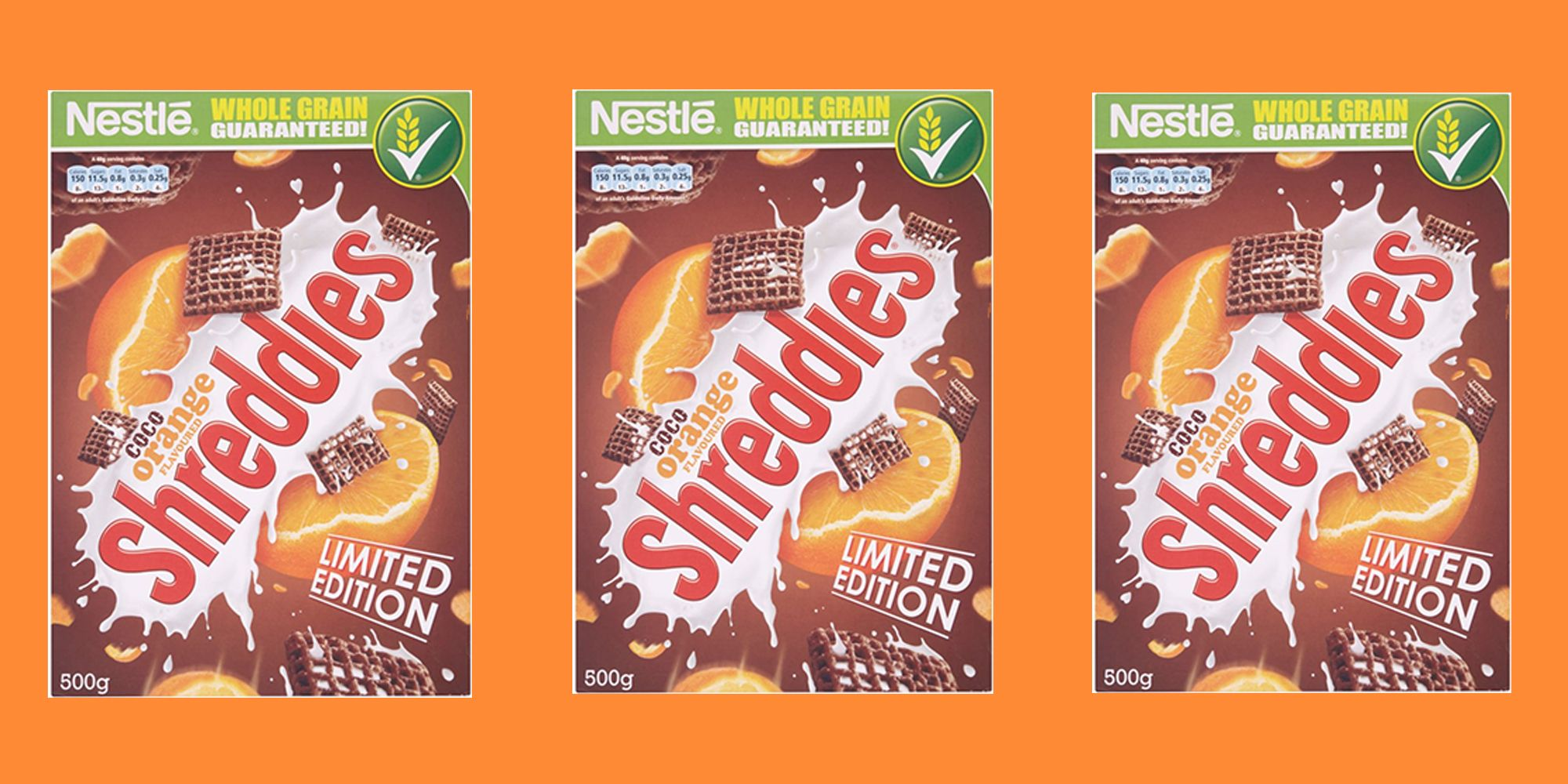 Chocolate Orange Shreddies Are Back To Make Your Morning 100 Times Better